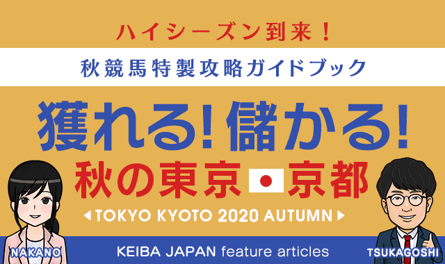 秋の東京・京都